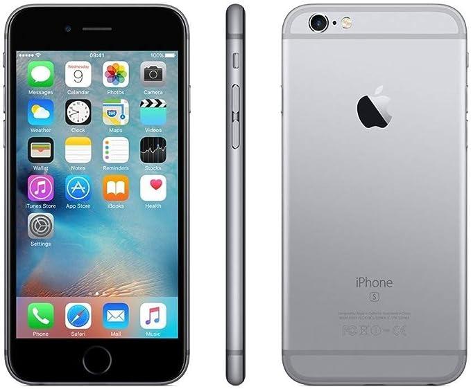 Apple iPhone 6S 128GB Oro Rosa (Reacondicionado): Amazon.es ...