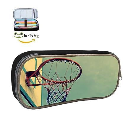 Se20B - Estuche para lápices de Baloncesto con impresión 3D ...