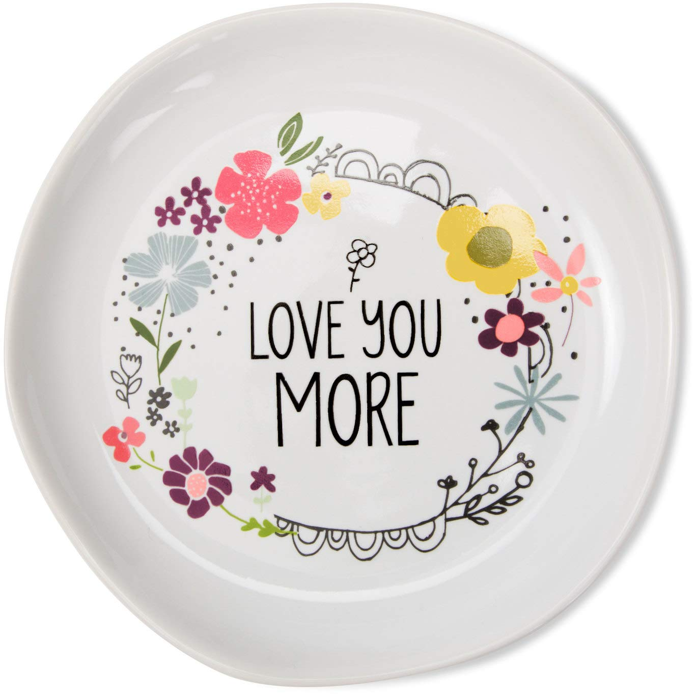Love You More by Amylee Weeks Jewelry Dish Love Gift Packaging