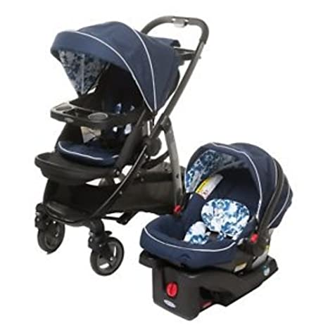 Tessa Graco Modes Click Connect Stroller Travel System
