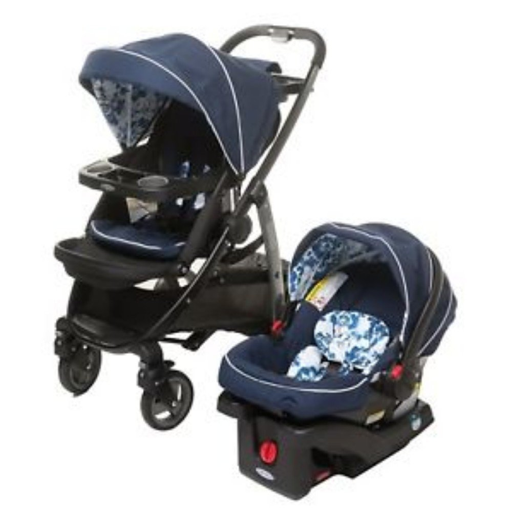Graco Modes Click Connect Stroller Travel System - Tessa