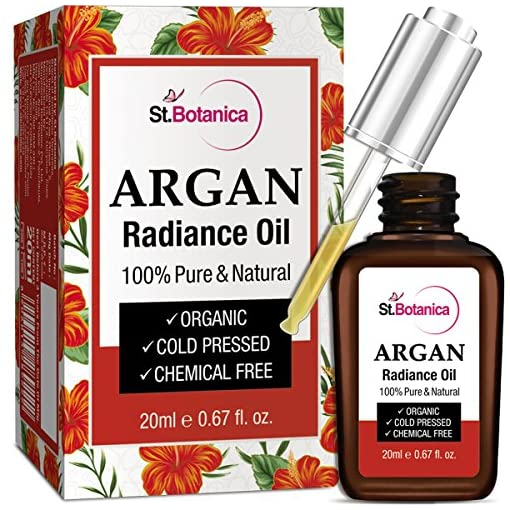 Stbotanica Argan Radiance Face Oil 20Ml For Anti Aging A