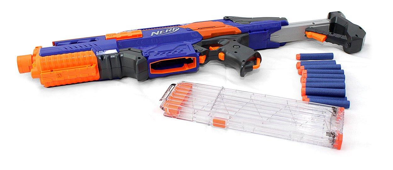 Nerf N-Strike Elite cs-18 blaster post pic