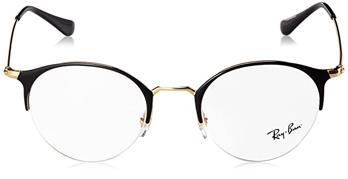59707378cf7 Ray-Ban Unisex Adults  0RX 3578V 2890 48 Optical Frames