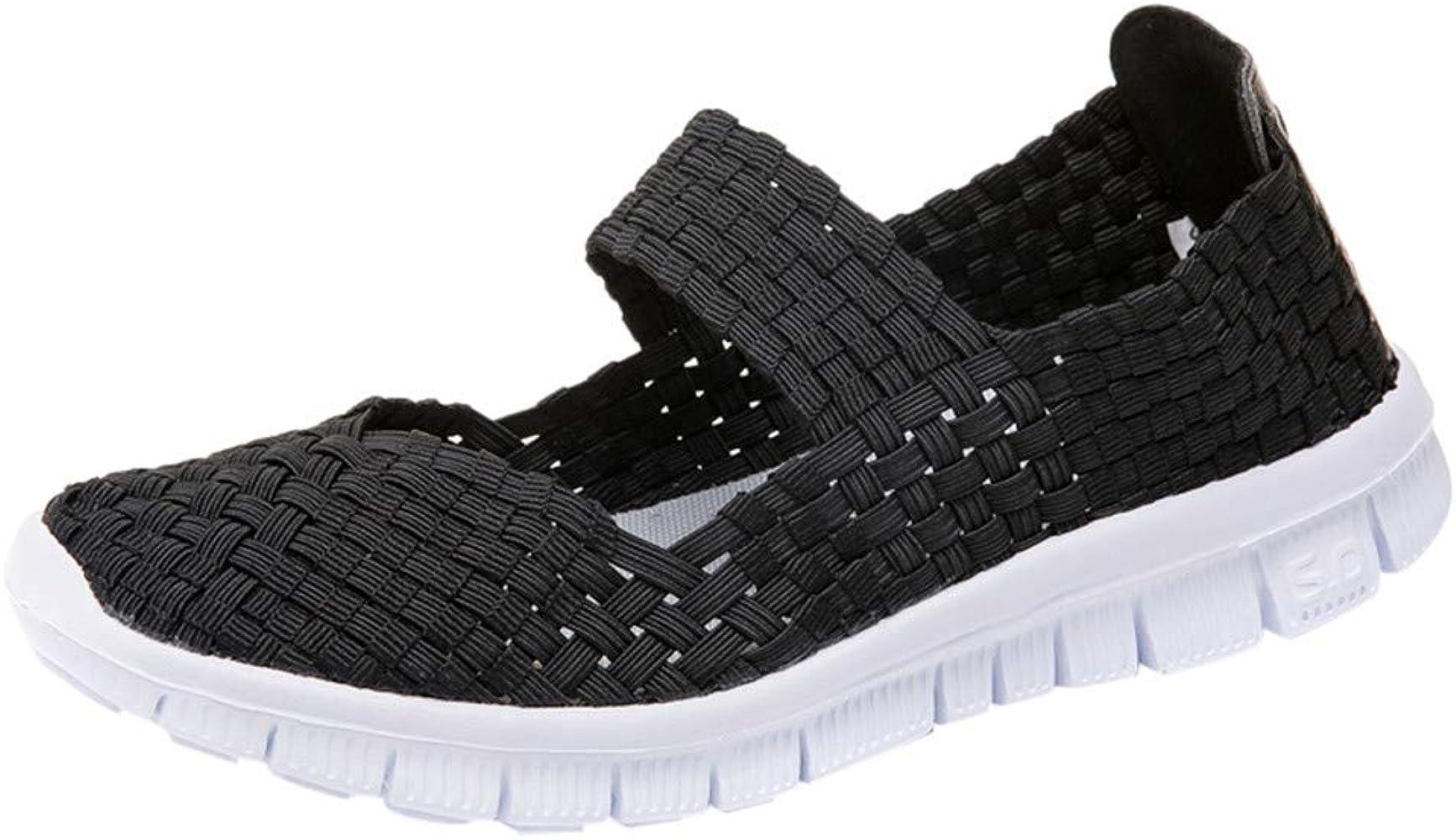 Women Flat Casual Sports Shoes Fashion