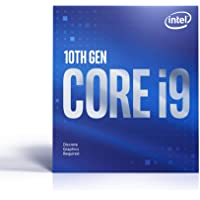 Intel Core i9-10900F Desktop Processor 10 Cores up to 5.2 GHz Without Processor Graphics LGA 1200 (Intel 400 Series…