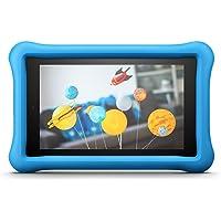 Amazon - Custodia per bambini per Fire 7 (tablet 7'', 7ᵃ generazione, modello 2017), Blu