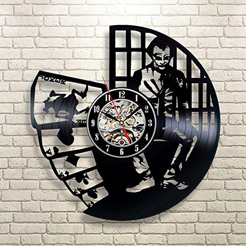 Batman Costumes Evolution - Joker Accessories Batman Vinyl Wall Record