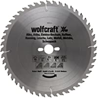 Wolfcraft 6684000 6684000-1 Hoja de Sierra Circular HM