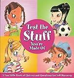 Test the Stuff You're Made Of, Jenna Winterberg, 1560108495