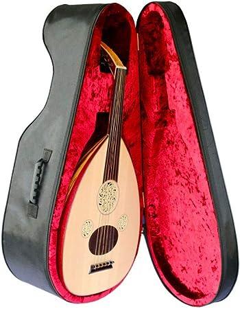 Oud - Funda rígida HOC-404 | Bolsa para instrumentos musicales de cuerda Oud Ud
