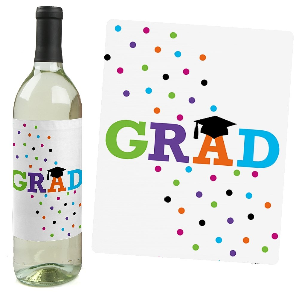 Amazon.com: Hats Off Grad - Graduation Party Decorations for ...