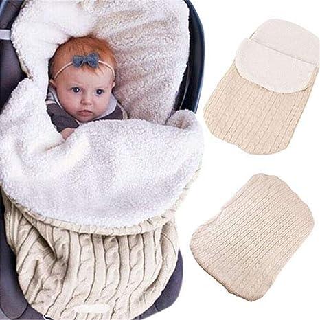 FNBABY Saco De Dormir Para Bebés Calentador Para Calzas De Invierno Para Cochecito, Manta Para