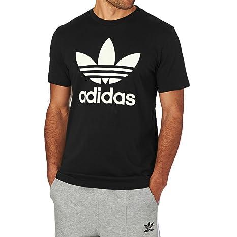 OriginalsCon Da Adidas Uomo Maglietta TrifoglioOriginals tQsrhd