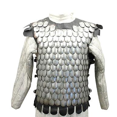 caf75a48981 Amazon.com: Armor Venue Medieval Body Scale Armor: Clothing