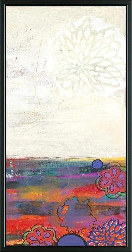 Easy Art Prints Jodi Fuchs S Made To Love You Ii Premium Framed Canvas Art 40 X 20 Modern Black Frame Posters Prints