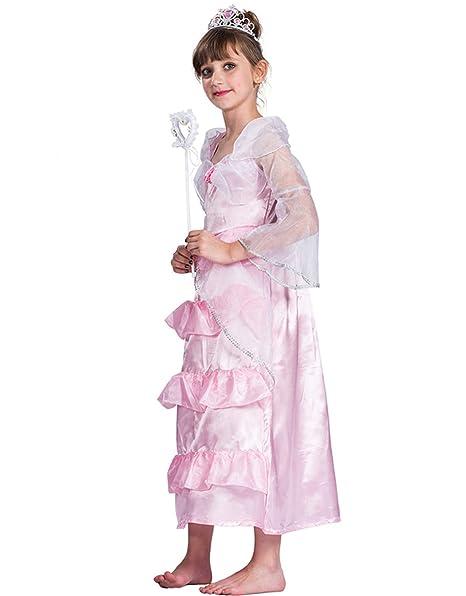 GXYCP Disfraz De Princesa De Halloween Vestido De Cosplay De Niña ...