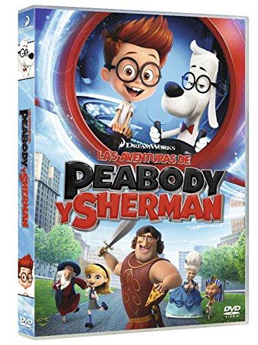 Las Aventuras De Peabody Y Sherman [DVD]: Amazon.es: Personajes animados, Rob Minkoff: Cine y Series TV