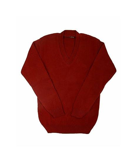 6ec738151336 Ashish Oswal maroon school uniform sweater for Boys and Girls (42 ...