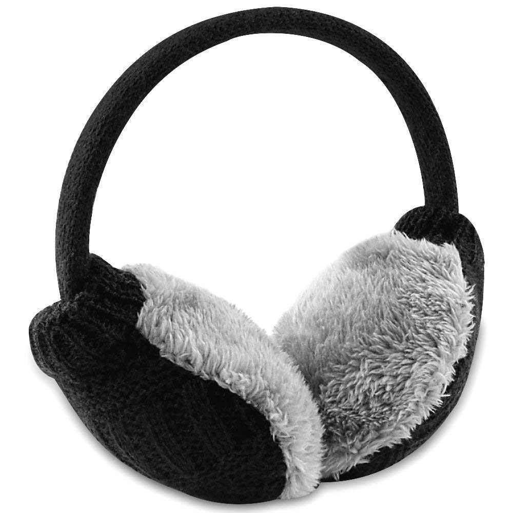 2019 Winter Warm Earmuffs Knitted Children Ear Muffs For Boy Earmuffs For Girls Baby Gift Ear Warmers Chills And Pains Apparel Accessories Men's Earmuffs