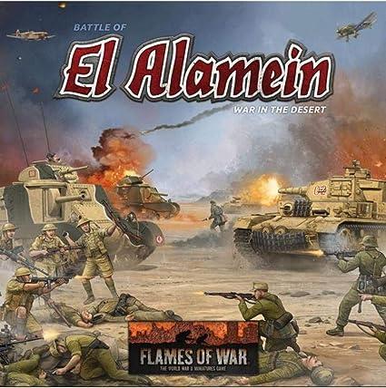 Flames of War Lorenzos Rams Italian Army Deal WWII Miniatures Game