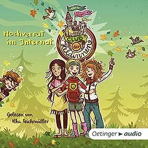 Hochverrat im Internat (Club der Heldinnen 2) Hörbuch