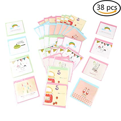 Amazon Sqingyu 38 Pack Random Color Occasion Greeting Cards