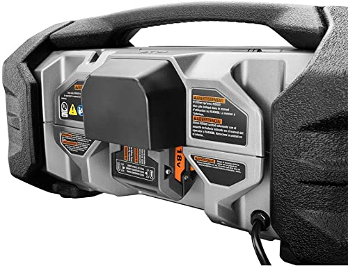 Ridgid 18-Volt Cordless Charging Radio Bare Tool Bulk Packaged With Built in Charging Capability