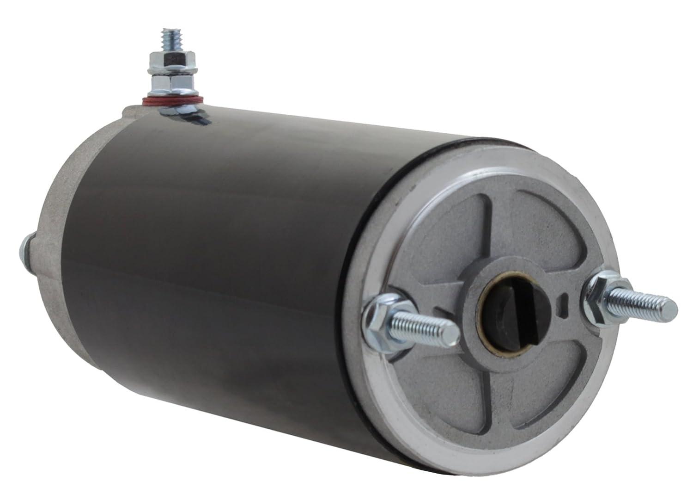 "New Snow Plow Motor Meyer 3/"" 12 Volt M0551046A MM48826 SM48826 AMT0300 15054 E47"