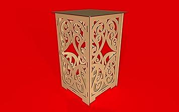 Kit para hacer base de madera DM para candy bar mesa dulce, decoración de fiestas. Medidas: 68cm alto x 40cm ancho x 35cm de fondo: Amazon.es: Juguetes y ...