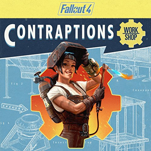 Fallout 4: Contraptions Workshop - PS4 [Digital Code]