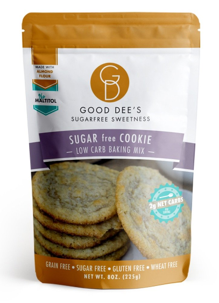 Sugar Free Cookie Mix