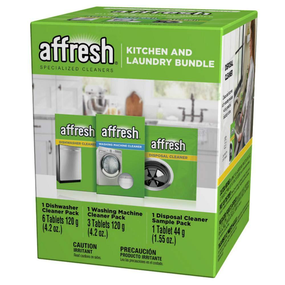 Amazon.com: Affresh Kitchen and Laundry Bundle ...