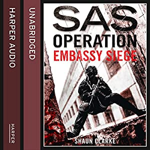 Embassy Siege Audiobook