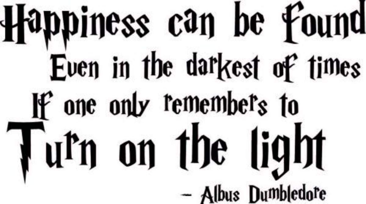 com happiness can be found in the darkest of times wall