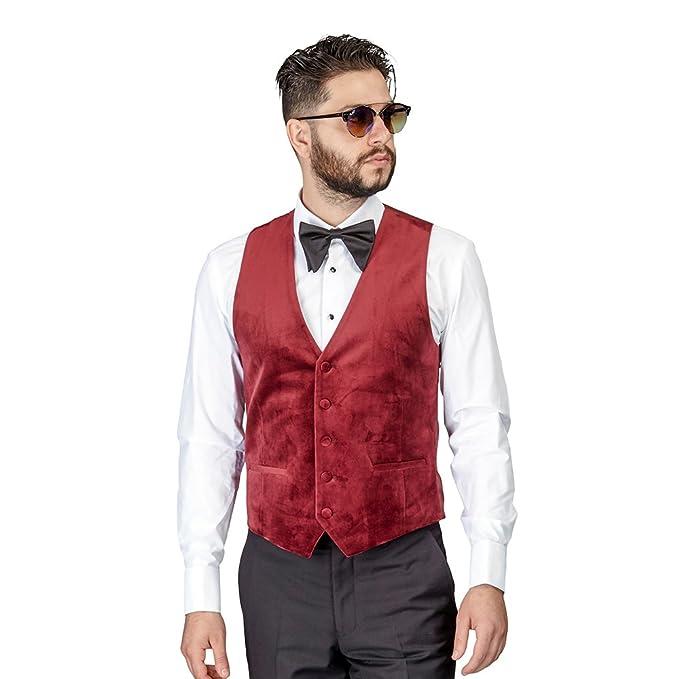 Amazon.com: Azar hombre Hombre Slim Fit vestido de ...
