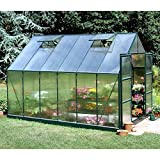 Cheap Halls Magnum Green 8 x 12-Foot Greenhouse