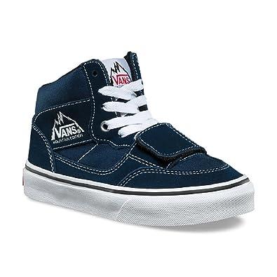 1a935a972b Vans Mountain Edition Dress Blues Kids Shoes 10.5
