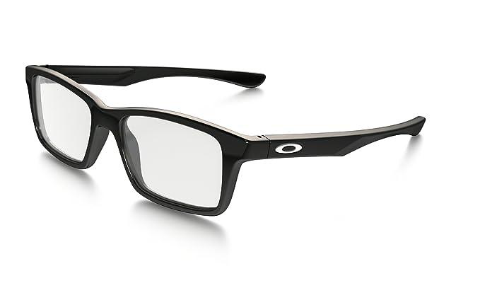 594c30fb44e3 Amazon.com: Oakley - Shifter XS Youth (50) - Polished Black Ink ...