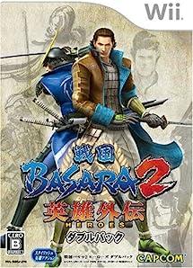 amazon com sengoku basara 2 heroes double pack japan import