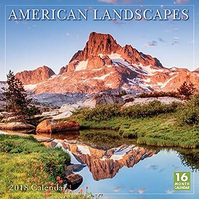 american landscapes 2018 wall calendar ca0103 wall calendar
