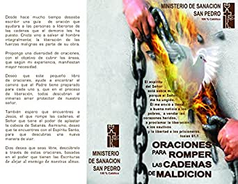 Oraciones Para Romper Las Cadenas De Maldición Spanish Edition Ebook Arimany Magdalena Sánchez Ileana Barillas Rolando Kindle Store