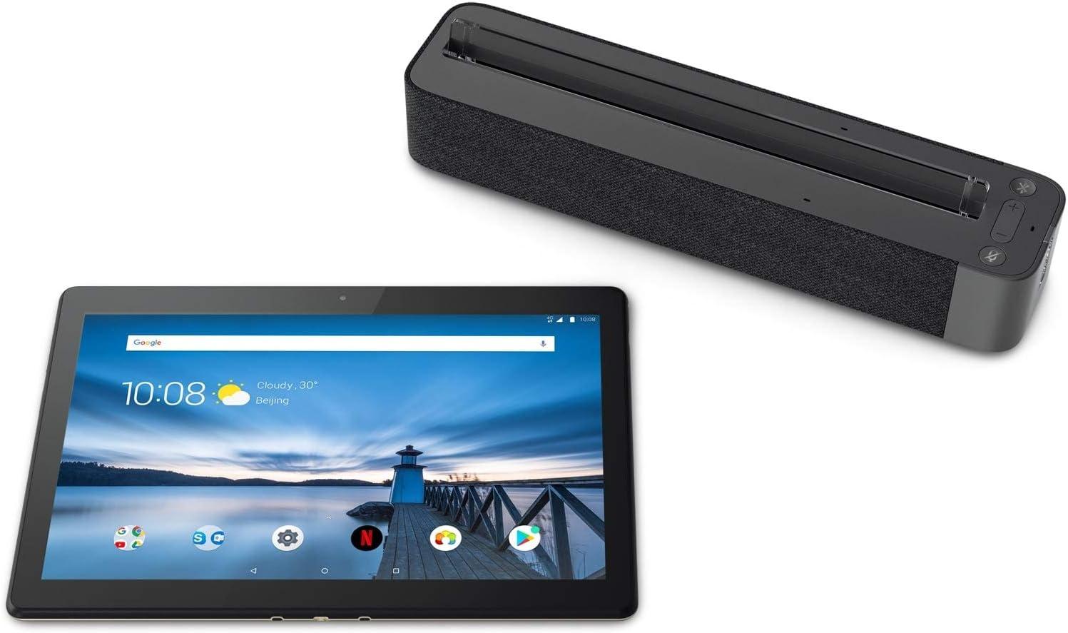 Lenovo Smart Tab M10 With Amazon Alexa 25 5 Cm Tablet Computers Accessories