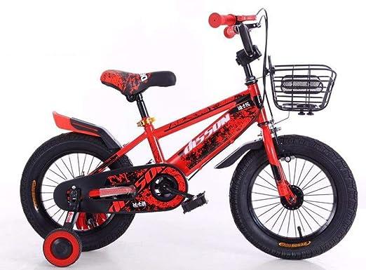 XHLJ Niños De 2 A 7 Años De Edad, Bicicleta, Bicicleta De Niña ...