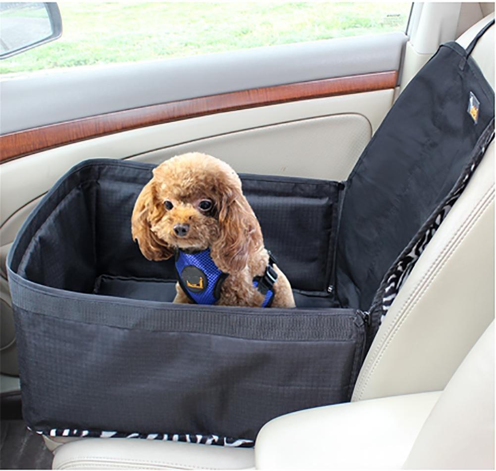 LAMEI Waterproof 2-in-1 Collapsible Car Pet Sleeping Bag Dog Seats