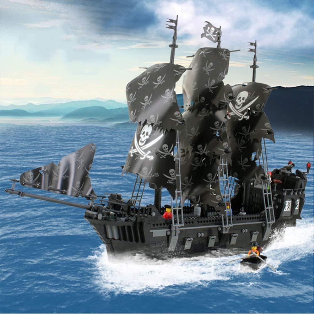 【一部予約!】 QXMEI 子供用 子供用 B07MBYKPVT 組み立てブロック 小さなパーティクルパズル 組み立て済み cm 海賊船のおもちゃ 57.838.57 cm B07MBYKPVT, RESCUE99 (RESCUE SQUAD):5210fd7f --- a0267596.xsph.ru