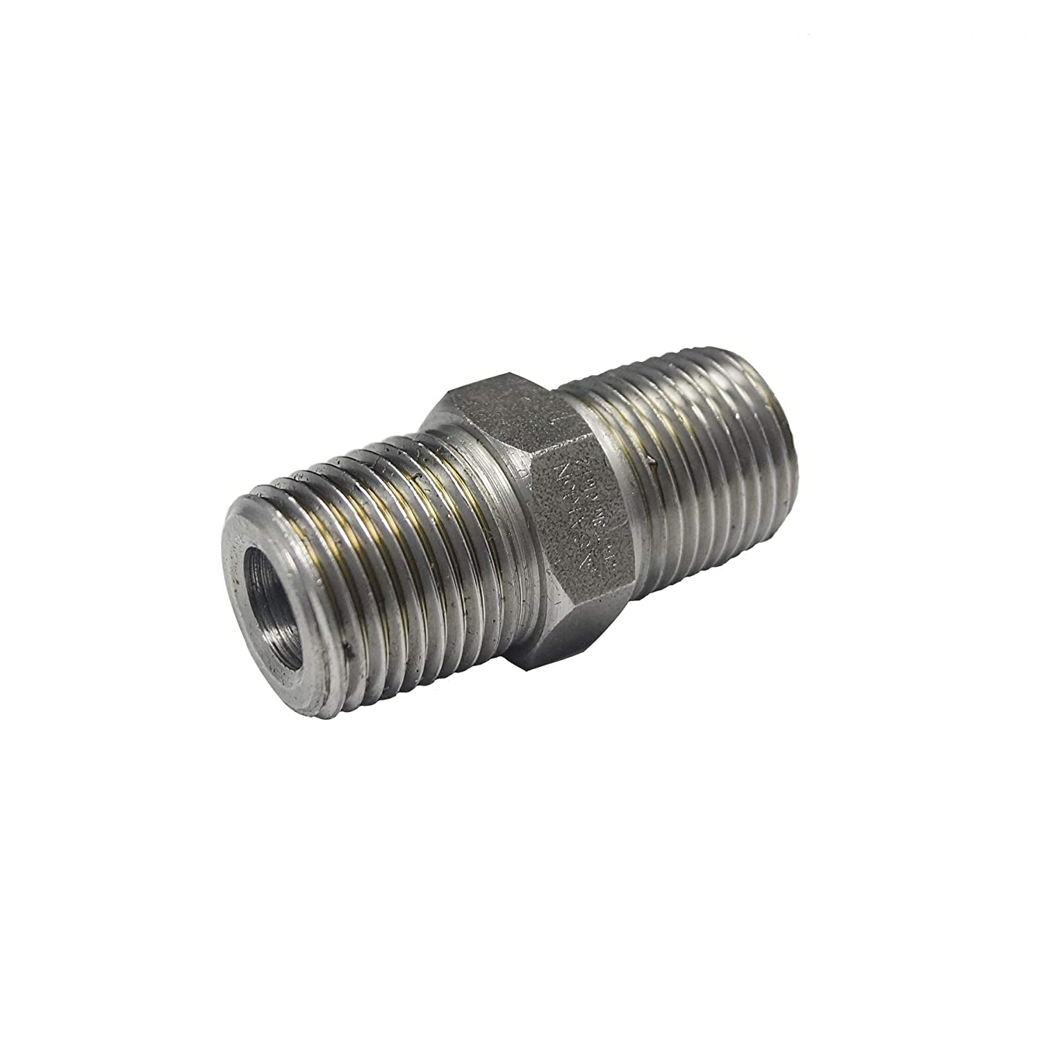 "High Pressure Fitting 1//8/"" Hex Head Pipe Plug 6000 psi"
