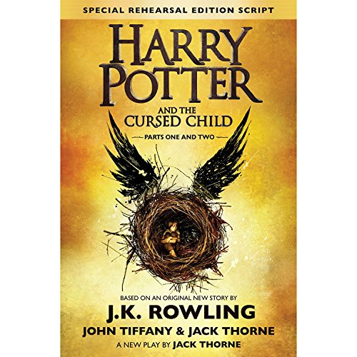 Except Tri Glide - Harry Potter and the Cursed Child - Parts One and Two: The Official Script Book of the Original West End Production Special Rehearsal Edition