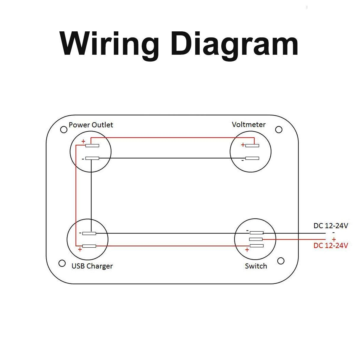 Basic Electrical Outlet Wiring Diagram