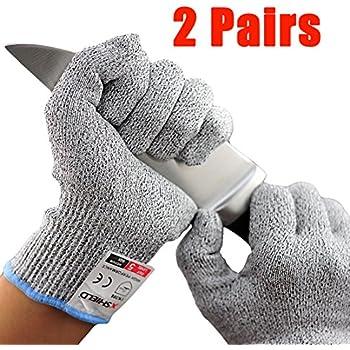 Amazon Com Nocry Cut Resistant Gloves High Performance